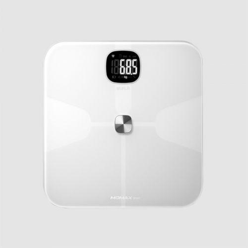 MOMAX HeaIth Tracker IoT Body Scale
