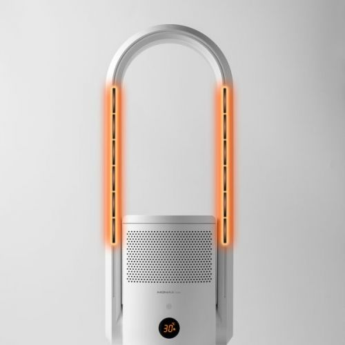 MOMAX Ultra-Air Plus IoT UV Hot & Cool Purifying Fan
