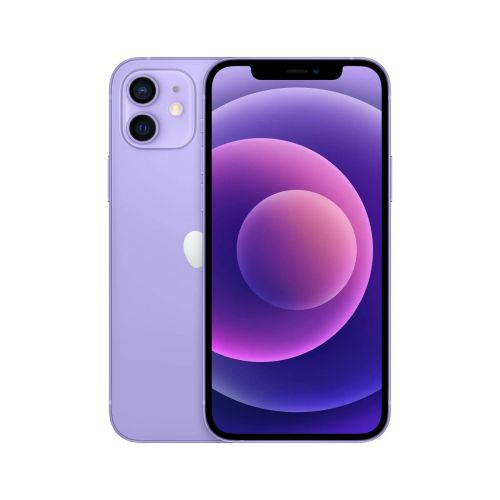 NEW Apple iPhone 12 128GB Purple 6.1-Inch, CN Version Factory Unlocked, Global Carrier No Warranty - Bright Star Resources