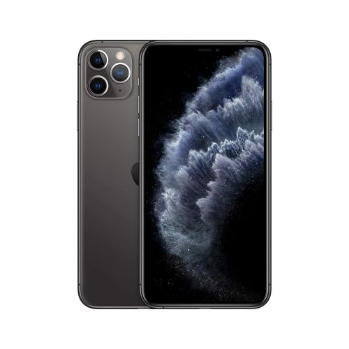NEW Apple iPhone 11 Pro 5.85-Inch, CN Version Factory Unlocked, Global Carrier No Warranty - Bright Star Resources-Space Gray-64GB