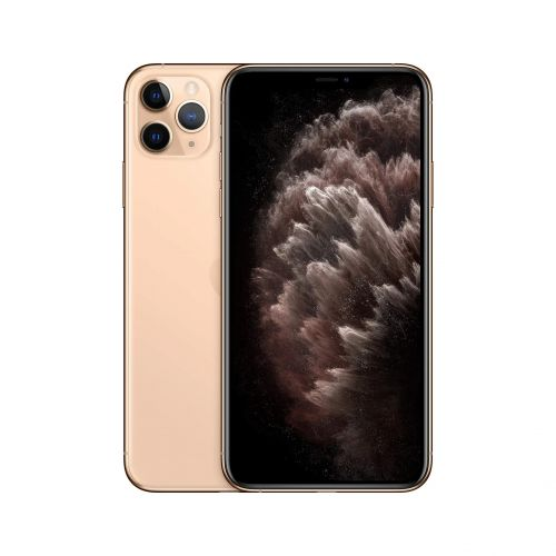 NEW Apple iPhone 11 Pro Max 6.5-Inch, CN Version Factory Unlocked, Global Carrier No Warranty - Bright Star Resources-Glod-256GB