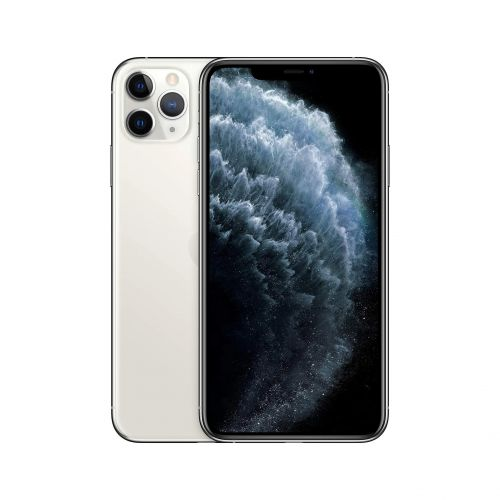 NEW Apple iPhone 11 Pro Max 256GB 6.5-Inch, CN Version Factory Unlocked, Global Carrier No Warranty - Bright Star Resources-Sliver-256GB