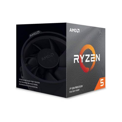 AMD Ryzen 5 3600XT 3.8GHz 6-core 12-threads unlocked desktop processor with Wraith Spire cooler