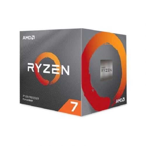 AMD Ryzen 7 3800X 3.9/4.5 GHz  8-Core, 16-Thread Unlocked Desktop Processor with Wraith Prism LED Cooler