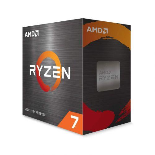 AMD Ryzen 7 5800X 3.8 GHz 8-core 16-Thread Unlocked Desktop Processor