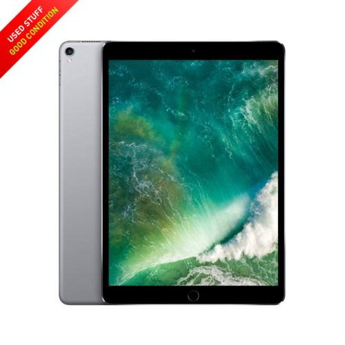 USED Apple iPad Pro 10.5 inches -256GB WiFi + Cellular - 2017 Model - Gray