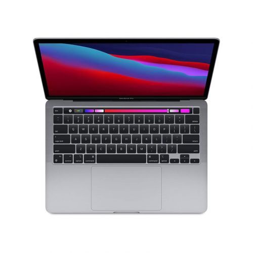 NEW Apple MacBook Pro 13-inch CN Version & M1 Chip 16GB RAM SSD 512GB Retina Display with True Tone Touch Bar - Space Gray