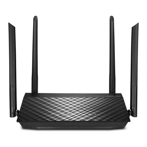 ASUS AC1200 WiFi Gaming Router (RT-ACRH12) - Dual Band Gigabit Wireless Router, 4 GB Ports, USB Port, Gaming & Streaming, Easy Setup, Parental Control, MU-MIMO