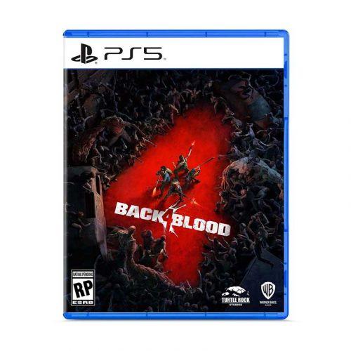 Back 4 Blood - PlayStation 5 Released on October 12, 2021