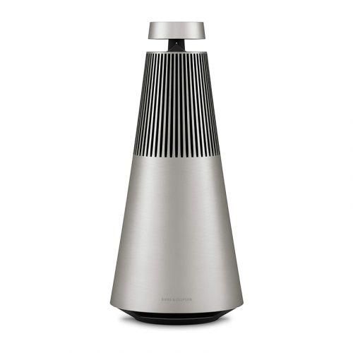 Bang & Olufsen Beosound 2 Wireless Multiroom Speaker, Natural Brushed