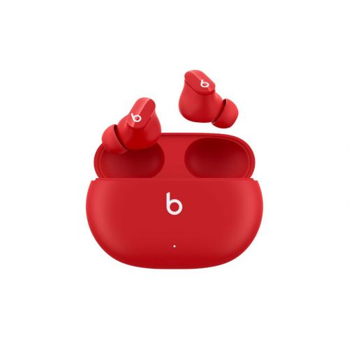 Beats Studio Buds – True Wireless Noise Cancelling Bluetooth Earbuds-Red