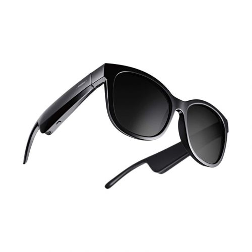 Bose Frames Soprano - Cat Eye Polarized, Bluetooth Audio Sunglasses – Black