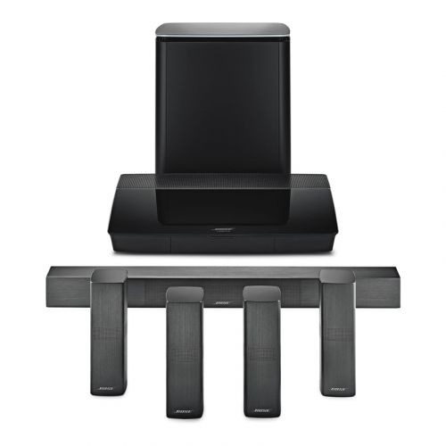 NEW Bose Lifestyle 650 Home Entertainment System US Edition- Black