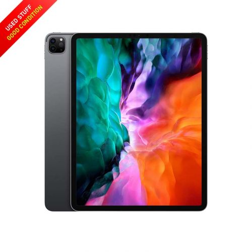 NEW Apple iPad Pro 12.9-Inches 128GB Cellular+WLAN BS Source - Black, Sliver