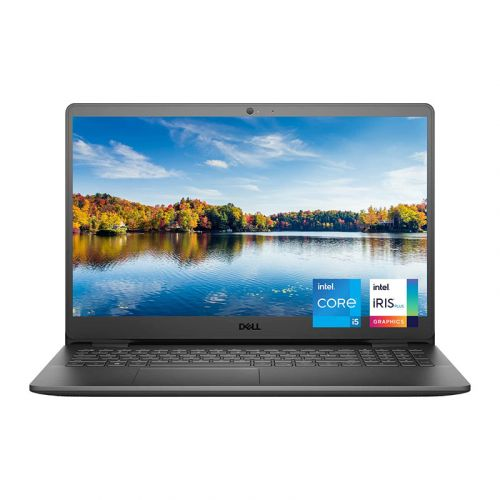"2021 Newest Dell Inspiron 15 3000 Series 3501 Laptop, 15.6"" FHD Display with Webcam, 11th Gen Intel Core i5-1135G7 Quad-Core Processor, 16GB RAM, 512GB SSD, HDMI, Wi-Fi, Windows 10 Pro English, Black"