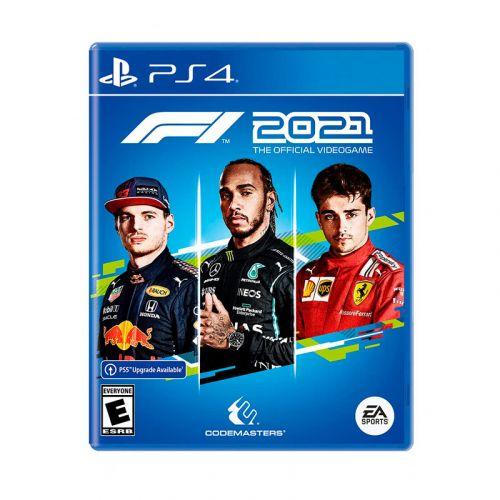 F1 2021 Standard Edition - PlayStation 4