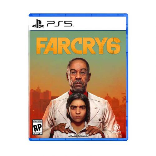 Far Cry 6 PlayStation 5 Standard Edition - PlayStation 5 Released on December 31, 2021