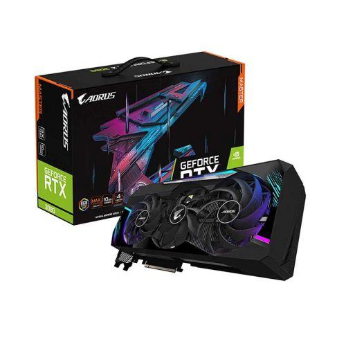 Gigabyte Nvidia GeForce RTX 3080 AORUS Master 10GB GDDR6X Graphics Card (GV-N3080AORUS M-10GD)