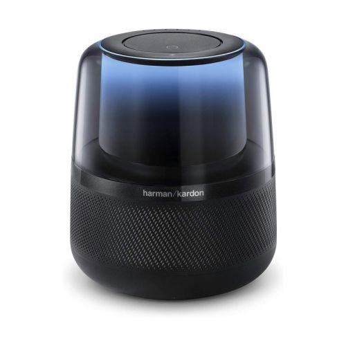 Harman Kardon Allure Voice-Activated Home Speaker, Black