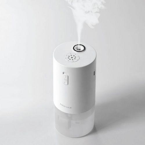 MOMAX Feel Mini Portable Aroma Diffuser with Lamp