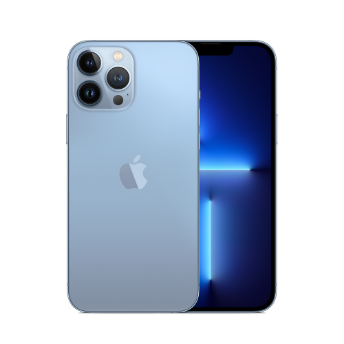 NEW Apple iPhone 13 Pro CN Version Factory Unlocked Global Carrier Network-Sierra Blue-128GB