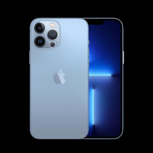 NEW Apple iPhone 13 Pro HK Version Factory Unlocked Global Carrier Network-Sierra Blue-512GB