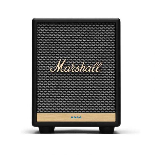Marshall Uxbridge Home Voice Speaker, Black