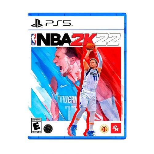 NBA 2K22 Standard Edition - PlayStation 5