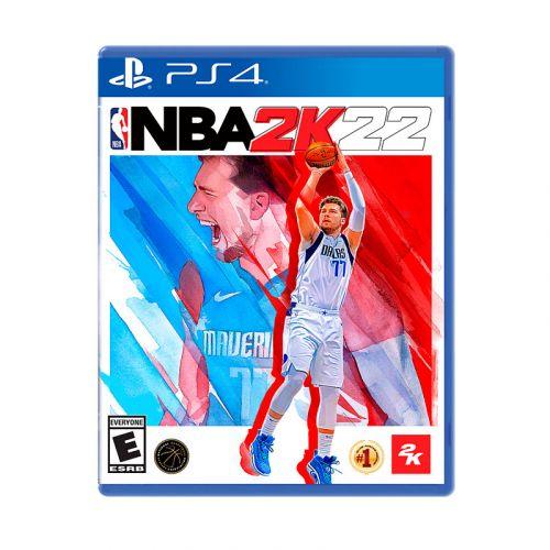 NBA 2K22 Standard Edition - PlayStation 4