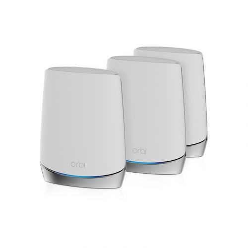 NETGEAR Orbi Tri-Band WiFi 6 Mesh System, 4.2Gbps, Router AX4200 WiFi Mesh System (RBK753)