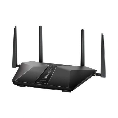 NETGEAR Nighthawk 5-Stream AX5 WiFi 6 Router (RAX43) – AX4200 Wireless Speed (Up to 4.2 Gbps)   2,000 sq. ft. Coverage