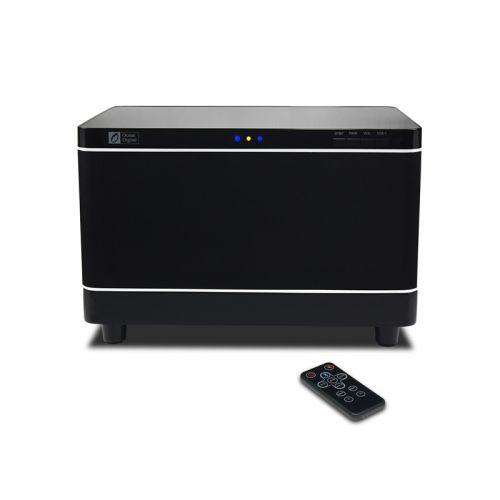 Ocean Digital Zeno Home Heavy Subwoofer Wireless Bluetooth Audio Computer Speaker 100-240v 50/60Hz 3.5mm, USB 5V/1A DC15V