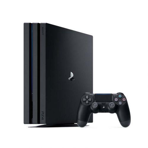 Sony PlayStation 4 Pro 1TB Hong Kong Edition International DLC Factory Unlocked Global Server