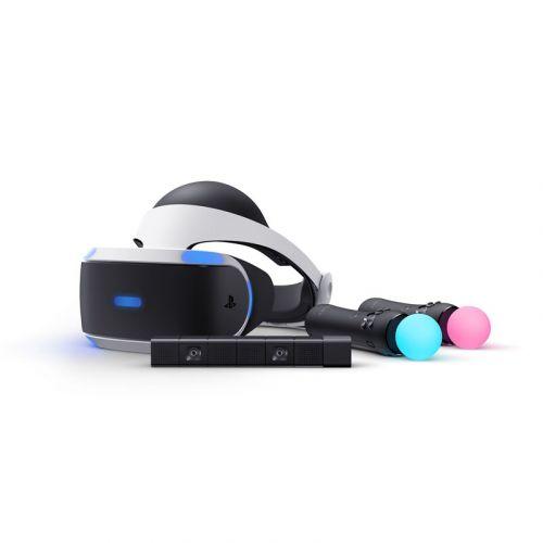 PlayStation VR + Camera + Move*2