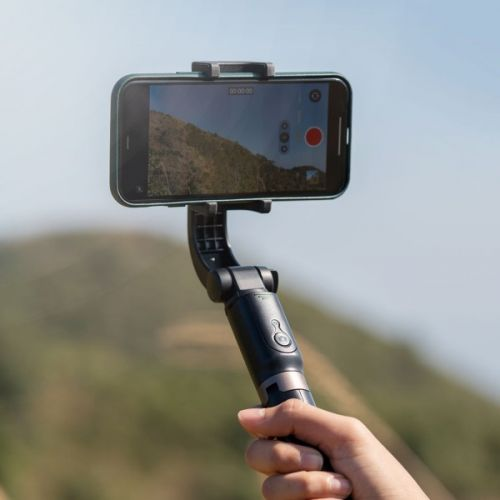 MOMAX Selfie Stable Smartphone Gimbal with Tripod