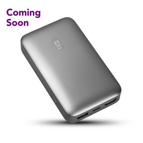 ZMI-PowerPack 10K Ultra Model QB816 - UPS Backup Battery (50W Peak, 22.5W Avg. Output) with High-Speed Data, 4K HDMI, and Nintendo Switch Docking