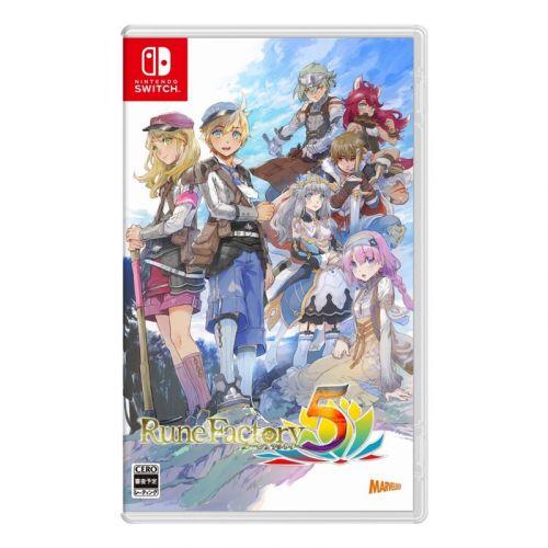 Rune Factory 5 - Nintendo Switch