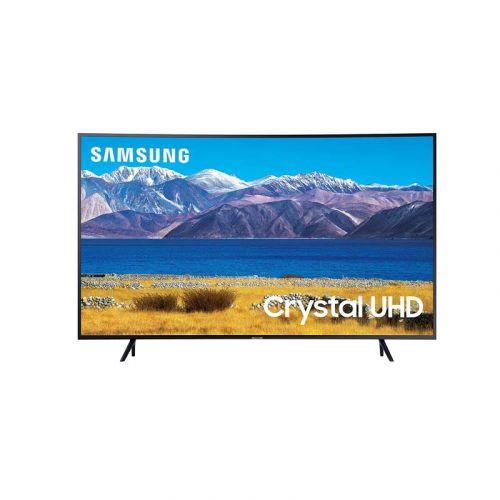 SAMSUNG 55-inch Class Curved UHD TU-8300 Series - 4K UHD HDR Smart TV