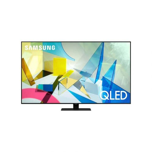 SAMSUNG 65-inch Class QLED Q80T Series - 4K UHD Smart TV