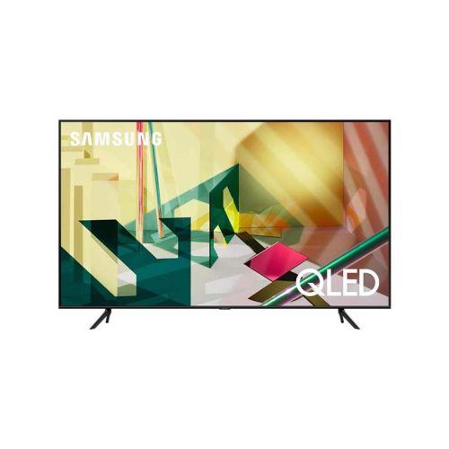 SAMSUNG 55-inch Class QLED Q70T Series - 4K UHD Smart TV
