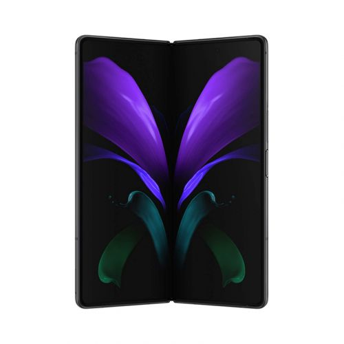 Samsung Electronics Galaxy Z Fold 2 5G | Factory Unlocked Android Cell Phone | 512GB Storage | US Version Smartphone Tablet | 2-in-1 Refined Design, Flex Mode | Mystic Black (SM-F916UZKAXAA)