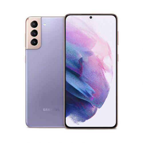 Samsung Galaxy S21+ Plus 5G  Factory Unlocked Android Cell Phone  HK Version 5G Smartphone  Pro-Grade Camera, 8K Video, 64MP High Res  256GB, Phantom Violet