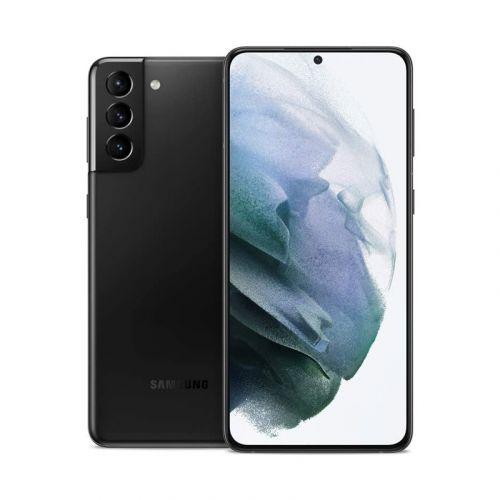 Samsung Galaxy S21+ Plus 5G | Factory Unlocked Android Cell Phone | HK Version 5G Smartphone | Pro-Grade Camera, 8K Video, 64MP High Res | 256GB, Phantom Black