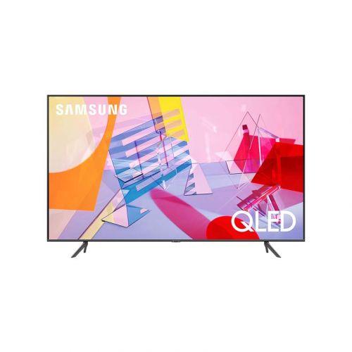 SAMSUNG 65-inch Class QLED Q60T Series - 4K UHD Dual LED Quantum HDR Smart TV