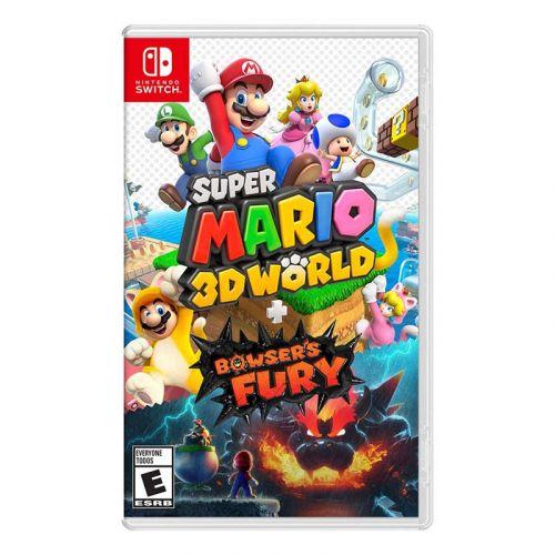 Super Mario 3D World + Bowser's Fury - Nintendo Switch 2021