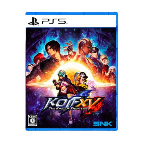The Kind Of Figthers XV 2022 - PlayStation 5 Pre-Order Release date 2022-Feb