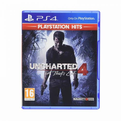 Uncharted 4: A Thief's End - PlayStation Hits - PlayStation 4