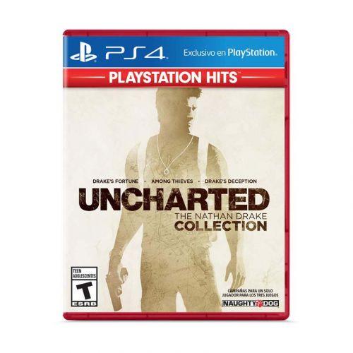 Uncharted The Nathan Drake Collection- PlayStation Hits - PlayStation 4
