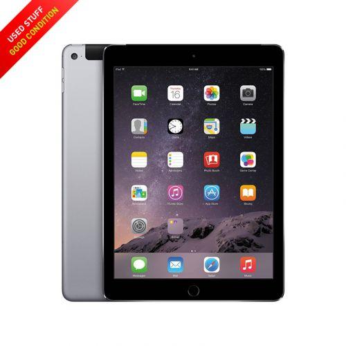 USED Apple iPad Air 2 iPad 6 WLAN 64GB 9.7-Inches - Black, Sliver