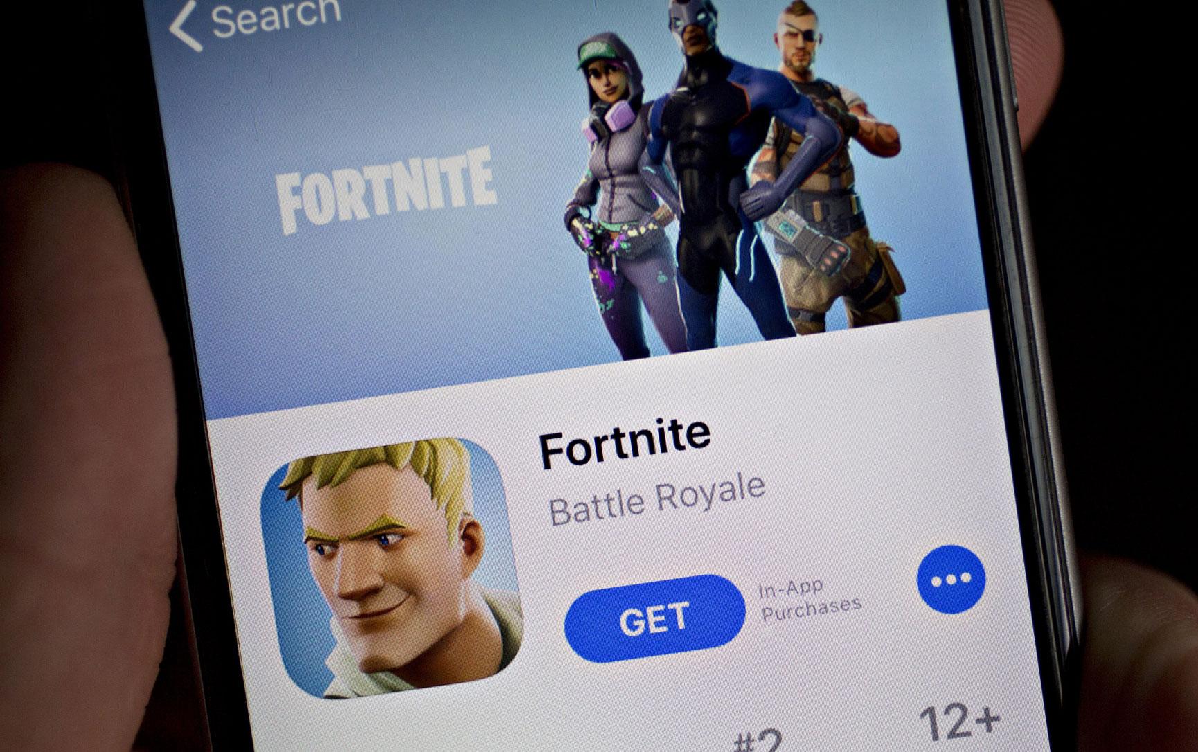 Apple tells Epic it won't allow Fortnite back on the App Store until court verdict is final